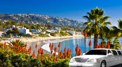 limos-in-Orange-County-LAX-sedan